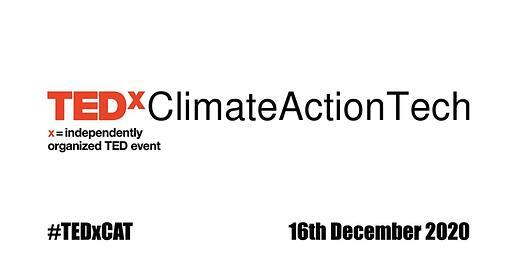 2020-12-16 TEDxClimateActionTech